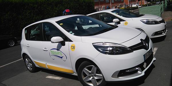 Compagnie de taxi à Biache-Saint-Vaast