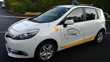 Compagnie de transport et taxi conventionné près d'Arras et Douai