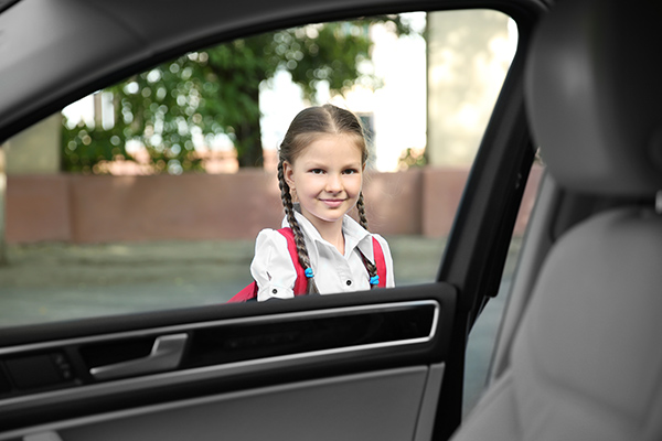 Transport scolaire en taxi près d'Arras et Douai